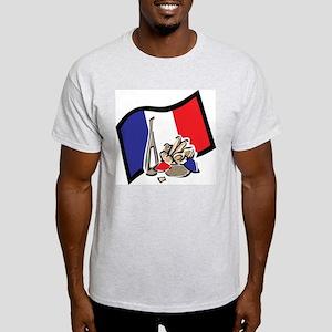 France Bastille Day Light T-Shirt