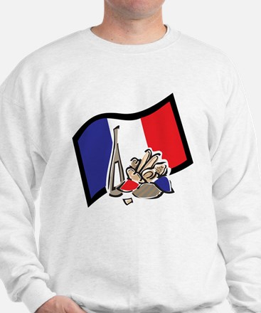France Bastille Day Sweatshirt