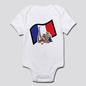 France Bastille Day Infant Bodysuit