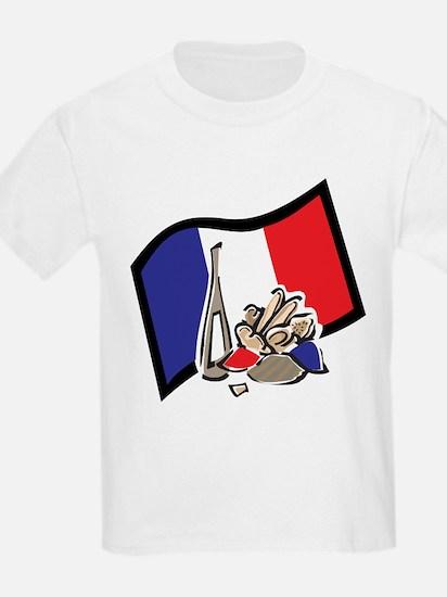 France Bastille Day T-Shirt