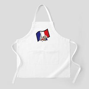 France Bastille Day BBQ Apron