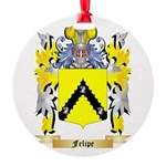 Felipe Round Ornament
