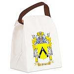 Felipe Canvas Lunch Bag