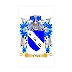 Feliks Sticker (Rectangle 50 pk)