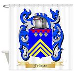 Felicjan Shower Curtain