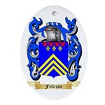 Felicjan Ornament (Oval)