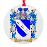 Felicioni Round Ornament