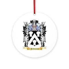 Feldstein Ornament (Round)