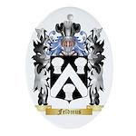 Feldmus Ornament (Oval)