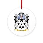 Feldmus Ornament (Round)