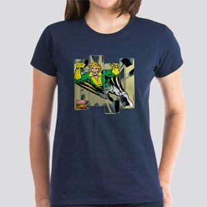 Banshee Comic Panel Women's Dark T-Shirt