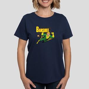 Banshee X-men Women's Dark T-Shirt