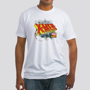 Classic X-Men Fitted T-Shirt