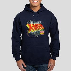 Classic X-Men Hoodie (dark)