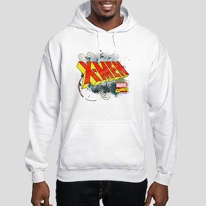 Classic X-Men Hooded Sweatshirt