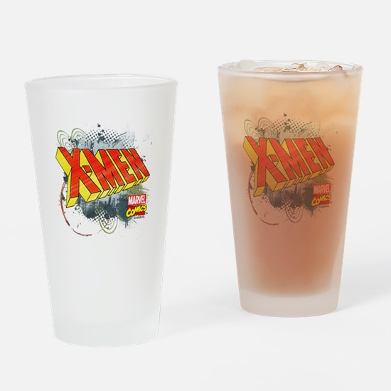 Classic X-Men Drinking Glass