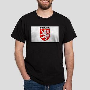 Praha, Czech Republic Dark T-Shirt