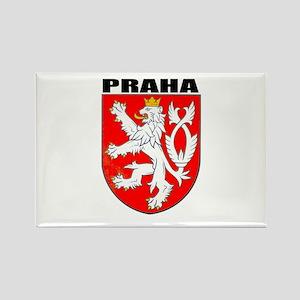 Praha, Czech Republic Rectangle Magnet
