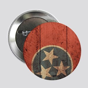 "Wooden Tennessee Flag3 2.25"" Button (10 pack)"