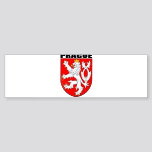 Prague, Czech Republic Bumper Sticker