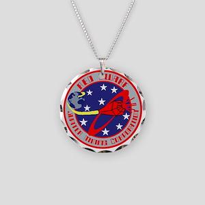 Jupiter Mining Corporation Necklace Circle Charm