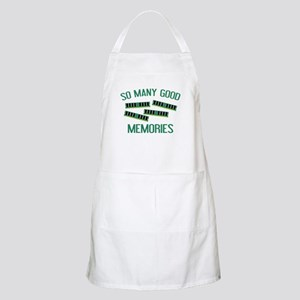 So Many Good Memories Apron