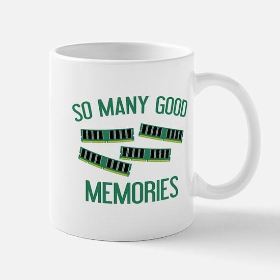 So Many Good Memories Mug