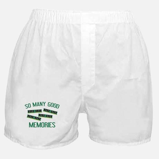 So Many Good Memories Boxer Shorts