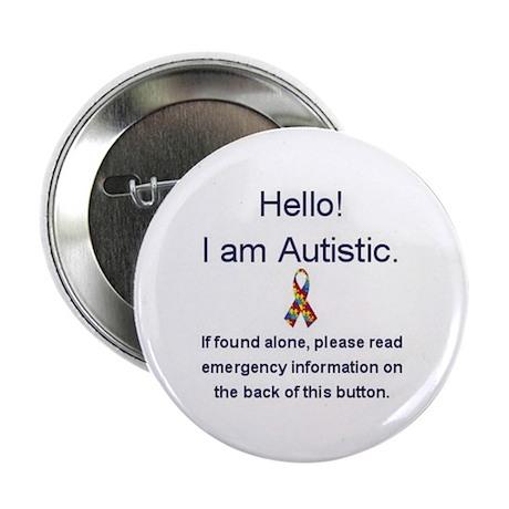 Emergency Autism Button (100 pk)