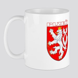 Plzen, Czech Republic Mug