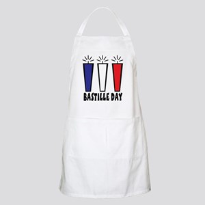 Bastille Day BBQ Apron