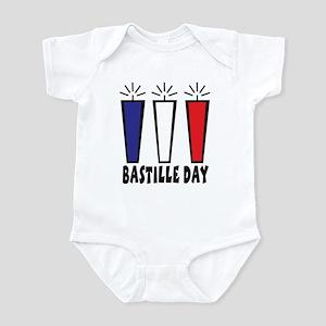 Bastille Day Infant Bodysuit