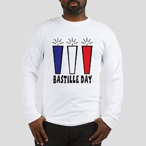 Bastille Day Long Sleeve T-Shirt