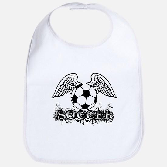 Soccer Wings Bib
