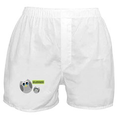 Blessed with cute owls Boxer Shorts