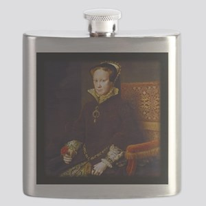 Queen Mary I. Flask