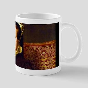 Queen Mary I. Mug