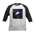 Great Egret Baseball Jersey