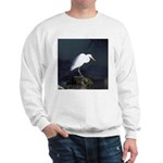 Great Egret Sweatshirt