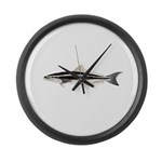 Cobia Large Wall Clock