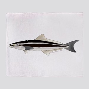 Cobia Throw Blanket