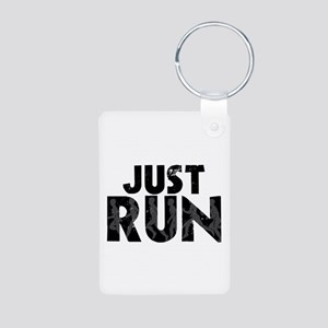 Just Run Keychains