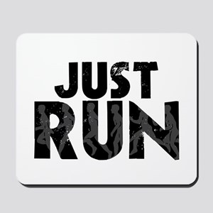 Just Run Mousepad