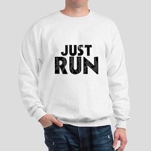 Just Run Sweatshirt