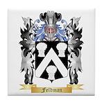 Feldman Tile Coaster