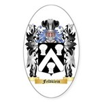 Feldklein Sticker (Oval 10 pk)