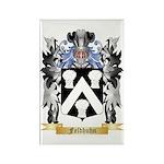 Feldhuhn Rectangle Magnet (10 pack)