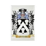 Feldhuhn Rectangle Magnet (100 pack)