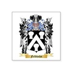 Feldhuhn Square Sticker 3