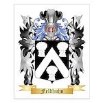 Feldhuhn Small Poster